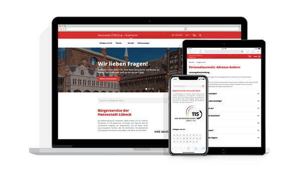 Internetagentur, Business Solutions, IT-Support in Lübeck und Hamburg