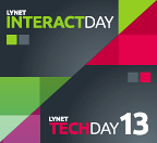 Einladung zum LYNET TECHDAY & INTERACTDAY 2013